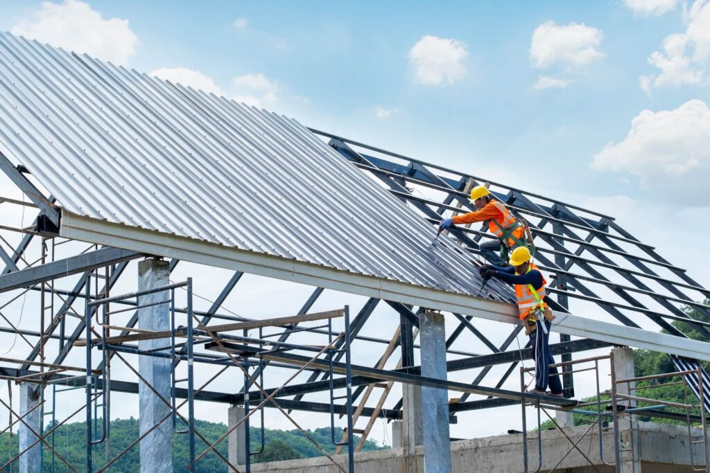 Commercial Metal Roofing-Port St. Lucie Metal Roofing Company