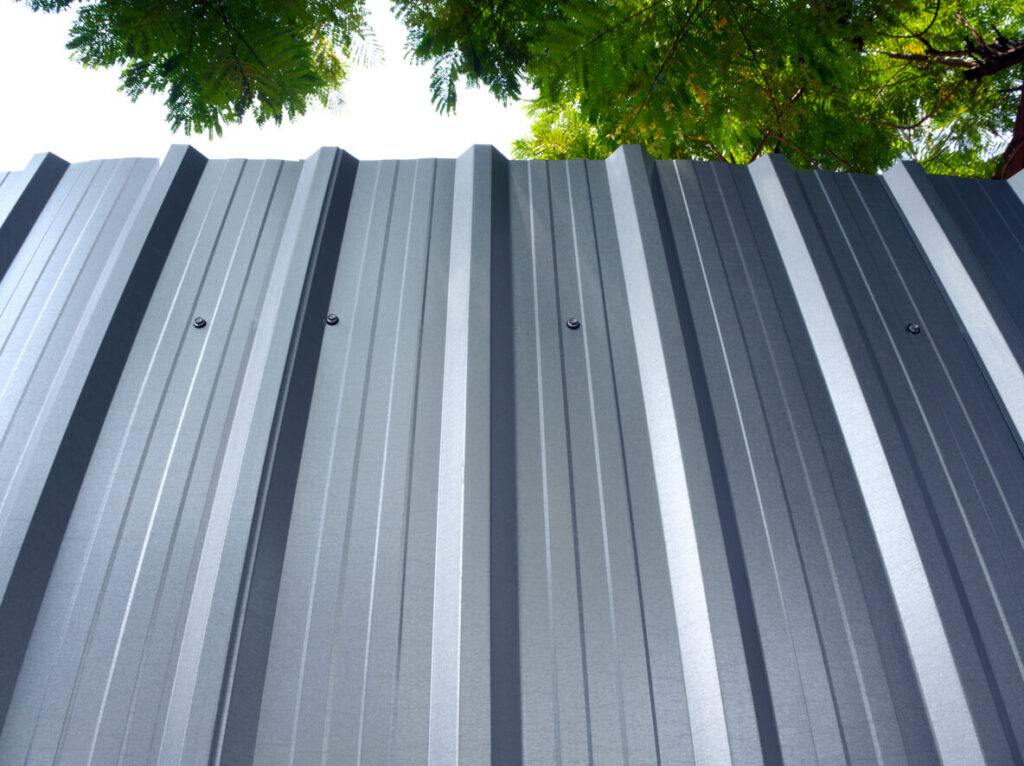 Corrugated Metal Roof-Port St. Lucie Metal Roofing Company