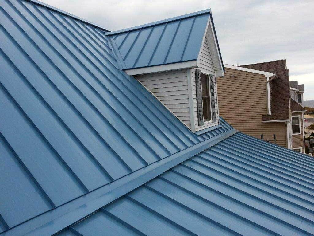 Metal Shingle Roof-Port St. Lucie Metal Roofing Company