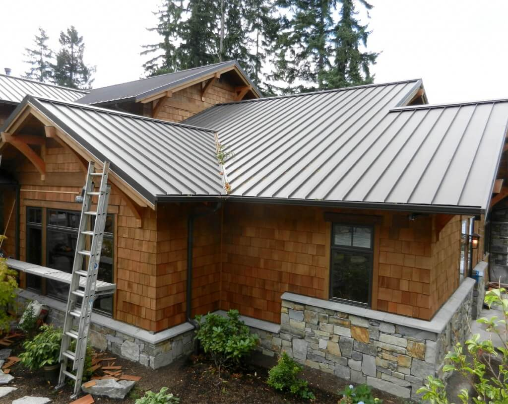 Residential Metal Roofing-Port St. Lucie Metal Roofing Company